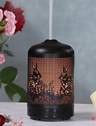 Недорогие -100 мл горячая распродажа ультразвуковое эфирное масло аромат диффузор домашний офис воздух парфюмерный утюг красочный светопропускающий