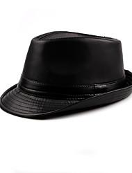 cheap -Headpieces leatherette Headwear with Cap 1 Piece Daily Wear Headpiece