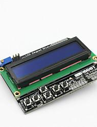 Недорогие -экран lcd клавиатуры lcd1602 для arduino uno