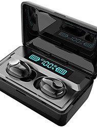cheap -LITBest T10 TWS True Wireless Earbuds Wireless Bluetooth 5.0 Stereo with Microphone with Volume Control with Charging Box IPX5 for Mobile Phone