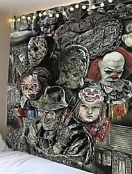 cheap -Horror Movie Chucky Hanging Tapestry Home Decor Carpet 150*130/230  * 180/ 150 * 150/200 * 150 cm Beach Towel