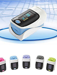 cheap -RZ001 OLED Display Fingertip Pulse Oximeter SpO2 Oxygen Monitor for Healthcare Home Use