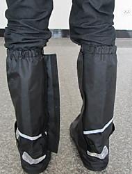 cheap -PVC(PolyVinyl Chloride) Shoe Cover Unisex Sports & Outdoor Black