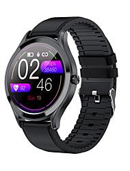 Недорогие -Mk10 умные часы мужчины мода женщины спортивные часы 1,28-дюймовый цветной сенсорный экран мужчины фитнес мониторинг здоровья SmartWatch