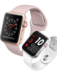 Недорогие -I6 умные часы мужчины женщины 1,54-дюймовый экран Bluetooth циферблат фитнес-трекер серии смарт-часы