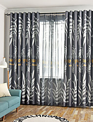 cheap -Gyrohome 1PC Banana Leafs Shading High Blackout Curtain Drape Window Home Balcony Dec Children Door *Customizable* Living Room Bedroom Dining Room