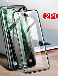 Недорогие -2 шт экран закаленное стекло защитная пленка для iphone 11 11 про 11 про макс хс макс хр хс х