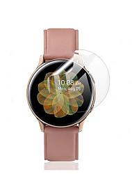 Недорогие -ультратонкая защитная пленка для часов Samsung Galaxy Active 1 2 40 мм 44 м Active2 3D круглый край защитная пленка