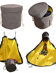 cheap -Toy Storage Bucket Bag Quick Toy Clean-up Storage Home oxford Storage 1pcs