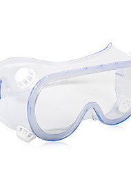 cheap -Protective Safety Glasses Work Anti Dust Eye Anti-Fog Antisand Windproof Anti Dust Saliva Transparent Goggles Eye Protection
