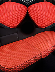 cheap -Car Seat Cover Car Cushion Four Seasons General Use Three Piece Car Cushion Cover All Around Seat Cushion Compatible With Airbag One Set Of 5 Seats Diamond Style
