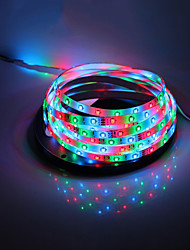 cheap -LED Strip 2835 SMD Waterproof Flexible Strip 5 Meter 60 Chips/M Warm/White/Red/Green/Blue/RGB