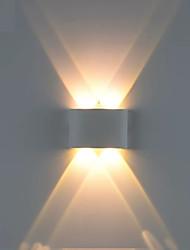 cheap -Creative LED Modern LED Wall Lights Living Room Shops Cafes Aluminum Wall Light IP44 Generic 1 W