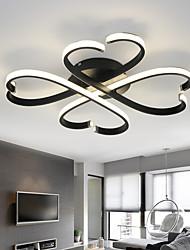 cheap -58cm Modern Ceiling Light LED Flush Mount Lighting Flower Shape for Living Bed Room Kitchen Lamp