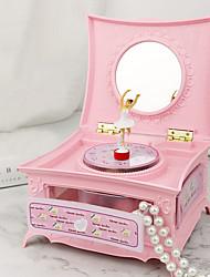Недорогие -Шкатулка - Розовый 16 cm 14 cm 10 cm / Жен.