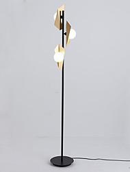 cheap -Modern Contemporary Eye Protection Floor Lamp For Living Room / Bedroom Metal 200-240V / 110-120V