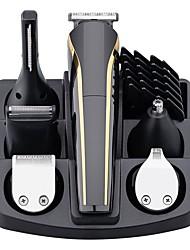 cheap -Hair trimmer Professional hair clipper electric hair clipper electric shaver beard trimmer man shaving machine cut nose electric