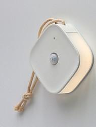 cheap -Rectangular Touch Lamp LED Night Light Creative AAA Batteries Powered 1pc