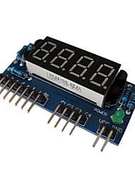 Недорогие -4 модуля трубки Никси 0,36 дюйма с общим анодом модуля цифровой трубки