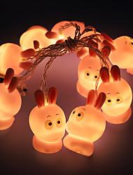Недорогие -Светодиодные фонарики Пластиковый корпус 1 шт. Пасха