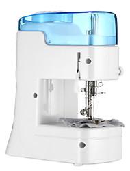 Недорогие -многофункциональная бытовая профессиональная мини швейная машина fhsm-988 из светодиодов свет швейная ручная оверлок электрическая мини швейная машина