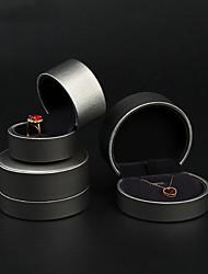 Недорогие -Квадратный Упаковка ювелирных изделий - Золотой, Серебряный, Красный 4 cm 7.5 cm 5.5 cm / Жен.