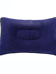 cheap -Camping Travel Pillow Camping Pillow Outdoor Camping Portable Inflatable Ultra Light (UL) Compact TPU Polyster 36*23*9 cm for Traveling All Seasons Blue
