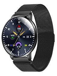 Недорогие -SmartWatch z58 из нержавеющей стали для телефонов Samsung / IOS / Android, Bluetooth-трекер фитнес-монитор поддержки сердечного ритма / измерения артериального давления
