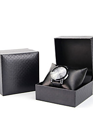 cheap -Watch Display Stand Watch Boxes Leather 7.5 cm 11.5 cm
