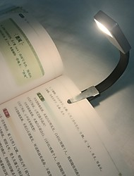 Недорогие -мини книга свет портативный клип лампа USB зарядка клип лампа для чтения электронных книг перезаряжаемый ночник