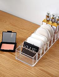 cheap -Desktop Storage Box Cosmetic Skin Care Products Acrylic Storage Rack make up storage organizer box