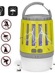 cheap -UTORCH 2-in-1 Mosquito Camping Light - Yellow