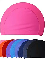 cheap -Swim Cap for Adults Nylon Soft Comfortable Durable Swimming Watersports