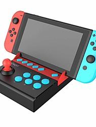 Недорогие -Беспроводное Ручка джойстика Назначение Nintendo Переключатель ,  Cool Ручка джойстика ABS + PC 1 pcs Ед. изм