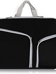 cheap -1Pc Notebook Apple Inner Bag/Double Pocket Zipper Bag 11 13 15 Handle Computer Bag