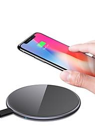 Недорогие -15/10 / 7,5 / 5 Вт беспроводное зарядное устройство USB зарядное устройство USB светодиодные фонари / с кабелем / мульти-выход 1 порт USB 2 A / 1 A / 1,67 A DC 12 В / DC 9 В / DC 5 В для Apple Watch