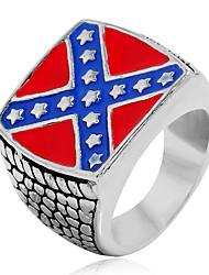 cheap -Ring Blue Alloy Elegant Holiday European 1pc Adjustable / Women's