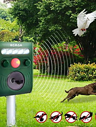 cheap -Garden Ultrasonic PIR Sensor Solar Animal Dispeller Strong Flashlight Dog Repeller