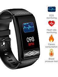 Недорогие -P13 супер точность лоренц диаграмма умные часы браслет 24-часовой динамический мониторинг ЭКГ артериального давления и кислорода в крови смарт-трекер для мужчин, женщин