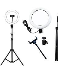 Недорогие -Brelong® Round Live Light TikTok Light YouTube видео светодиодные ночной свет затемнения / с изменением цвета / селфи свет USB 1шт