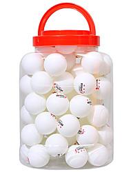 Недорогие -REIZ 60pcs 3 Звезд Мячи для пинг-понга ABS Износостойкий / Прочный Назначение В помещении Настольный теннис В помещении