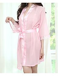 cheap -Ladies Sexy Lace Camisole Seduction Pajamas Tracksuit
