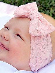 cheap -Fabric Headbands Durag Kids Bowknot Elasticity For New Baby Holiday Stylish Active Blushing Pink Camel Mint Green