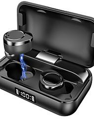 Недорогие -Tws x13 правда бинауральный Bluetooth 5.0 наушники с сенсорным управлением ipx7 водонепроницаемый беспроводные наушники стерео наушники с шумоподавлением