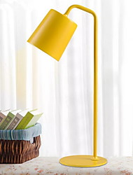 cheap -Table Lamp Decorative Modern Contemporary For Indoor 220V Yellow White Black