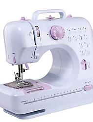 Недорогие -Русский ручной fanghua марка fhsm505 швейная машина фабрика бытовая вязание электрический мини портативный dc педаль питания