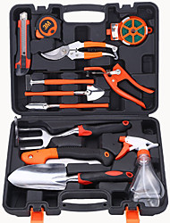 cheap -12-piece Garden Tool Gift Set Garden Tool Combination Aluminum Alloy Garden Shovel Household Combination Tool