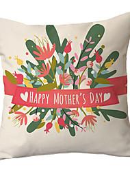 cheap -Set of 1 Mother's Day Gift Pillowcase Goddess Day Pillow
