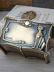 Недорогие -Квадратный Упаковка ювелирных изделий - Медный 12.6 cm 8 cm 7 cm / Жен.