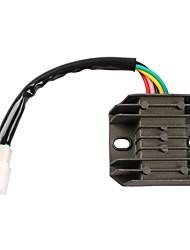 Недорогие -5-контактный выпрямитель стабилизатор напряжения для cg125 fxd125 zj125 150cc запасных частей двигателя мотоцикла